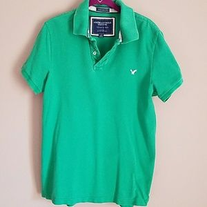 American Eagle men's polo shirt